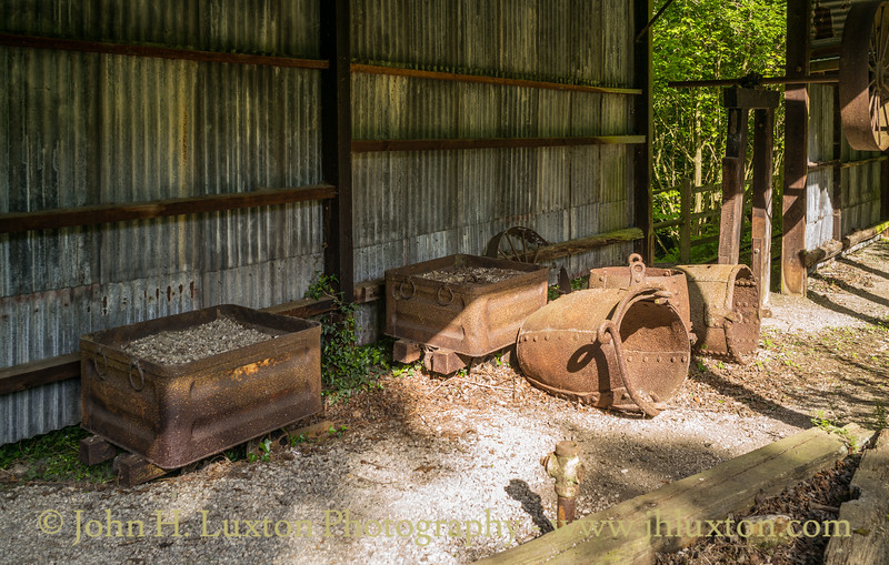 Snailbeach Lead Mine, Shropshire - May 28, 2020