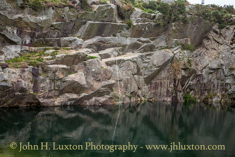 Caradon Hill (Gonamena) Granite Quarry, Minions, Cornwall - September 07, 2020