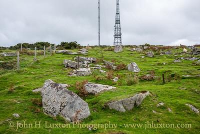 Caradon Hill (Gonamena) Granite Quarry, Minions, Cornwall - September 07, 2020