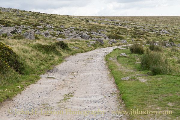 Foggintor Quarry, Dartmoor, Devon - September 10, 2020