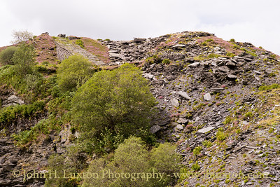Cwm Machno Slate Quarry - August 07, 2017