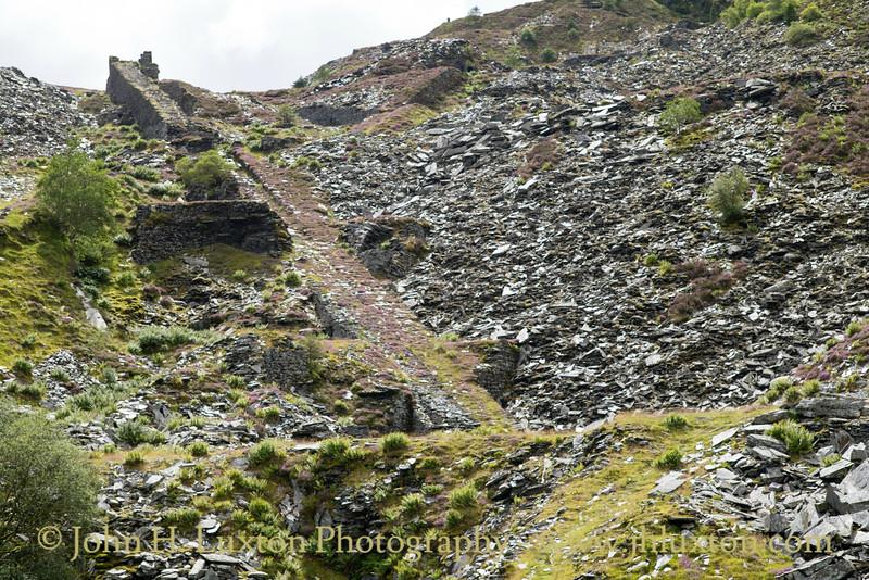 Cwm Machno Slate Quarry - August 07, 2017