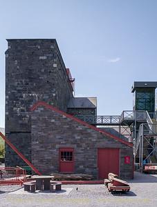 The National Slate Museum - Amgueddfa Llechi Cymru,  Dinorwic Quarry,  Llanberis, Wales. May 07,  2018