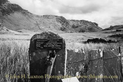 Rhosydd and Conglog Quarries, Tanygrisiau, Gwynedd, Wales - March 19, 2020