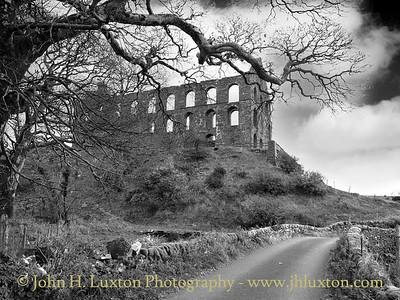 Ynys-y-Pandy Slate Mill, Cwmystradllyn, Gwynedd, Wales - October 29, 2009