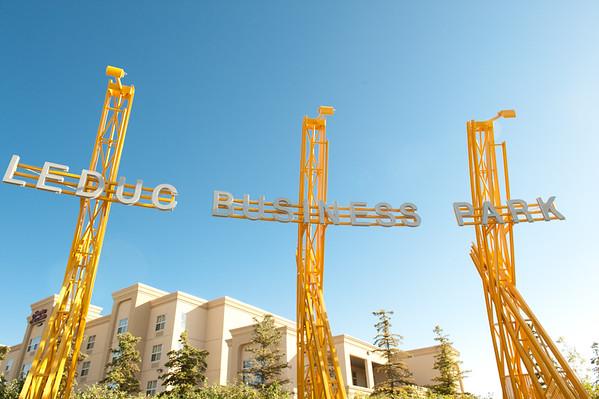 Leduc Business Park