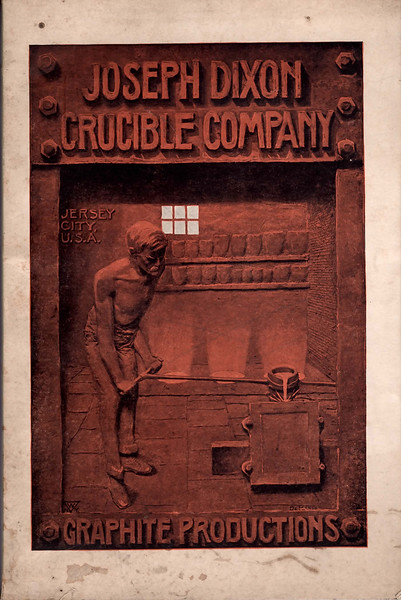 Joseph Dixon Crucible Company, Jersey City, NJ