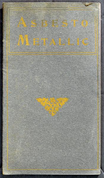 C.W. Trainer Manufacturing Co., Boston, MA., 1902