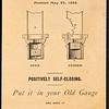 Jenkins Brothers, Dunton's Automatic Water Gauge Valve, 1888