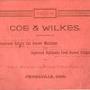 Coe & Wilkes, Painesville, Ohio