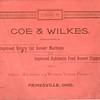 Coe & Wilkes, Painesville, Ohio