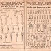 Boston Bolt Company