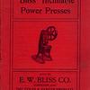 E. W. Bliss Co., est. 1902