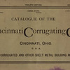 Cincinnati Corrugating Co., Cincinnati, Ohio, 1887