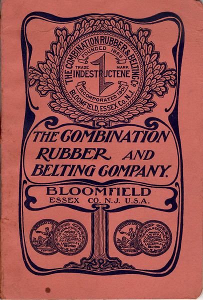 Combination Rubber and Belting Company, Bloomfield, N.J.