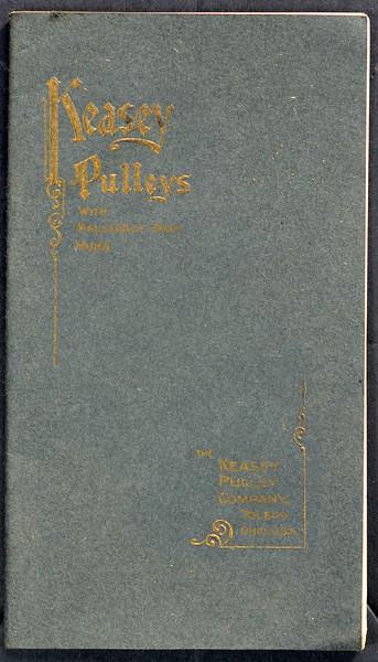 Keasey Pulley Company, 1890 (est.)