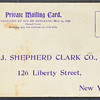 J. Shepherd Clark Co., Publisher, El Comercio