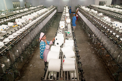 Garments Twist Machineries Bnagladesh