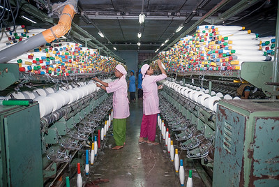 Garments Workers portfolio Chittagong