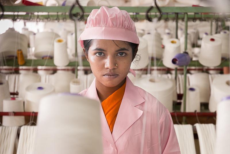 Garments Worker portfolio Chittagong