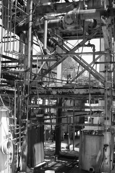 Gregg Dye Plant in Graniteville SC