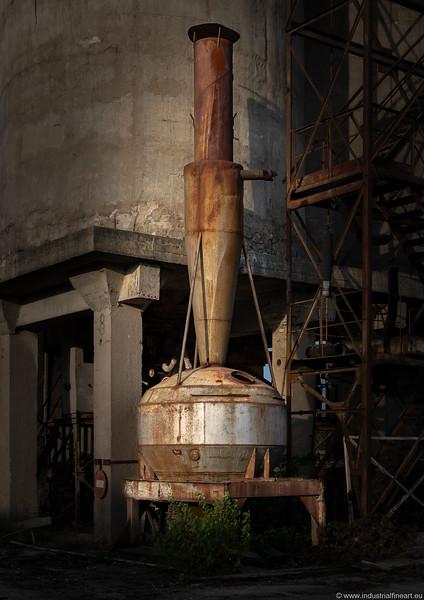 Industrial kettle