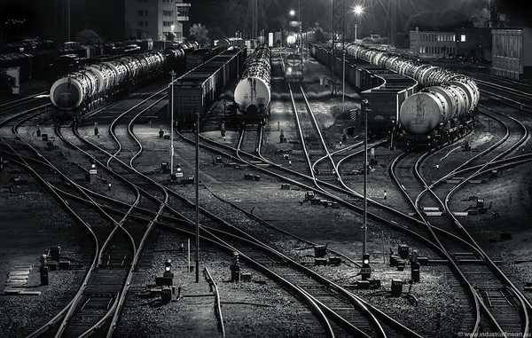 Oil and Tracks