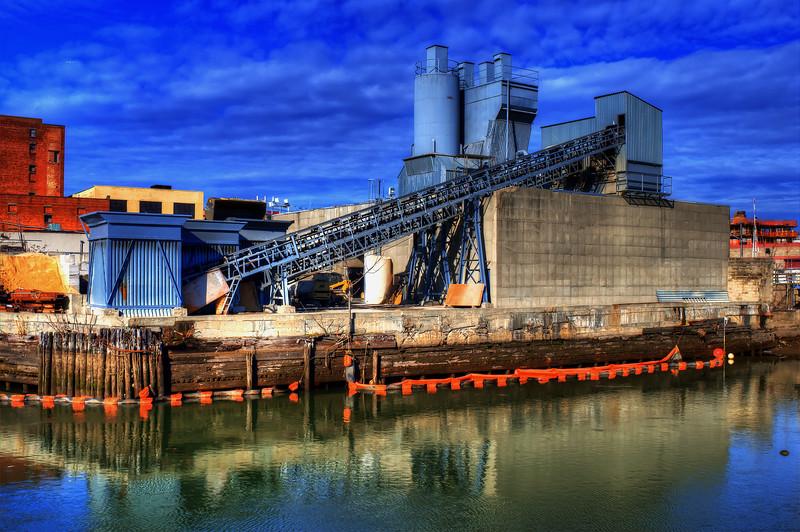 Cement On Gowanus