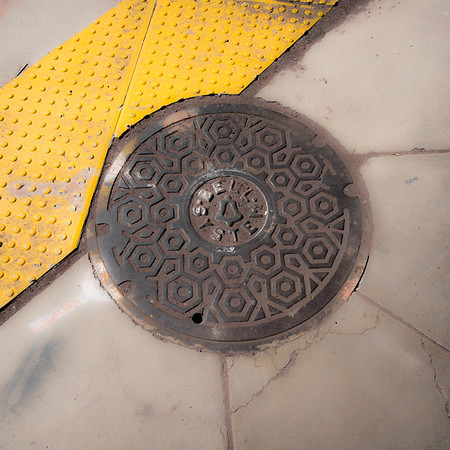 Man-Hole Cover - Soft Rendition