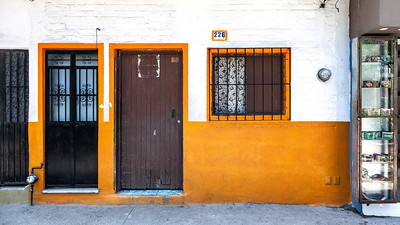 Los Color Naranja