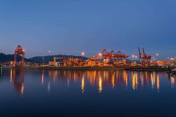 Port of Metro Vancouver