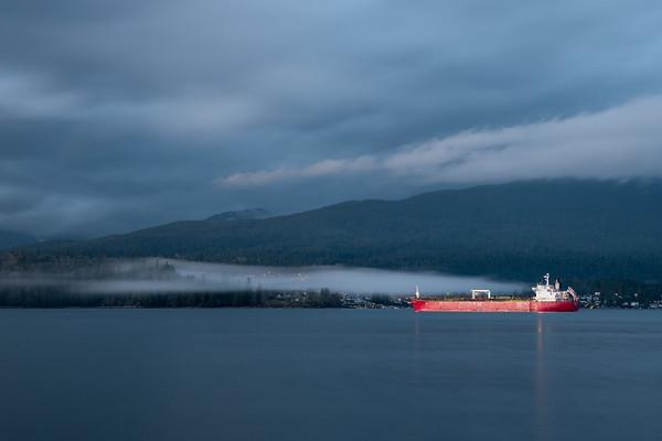 Freighter Fog