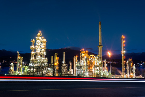 Burnaby Refinery