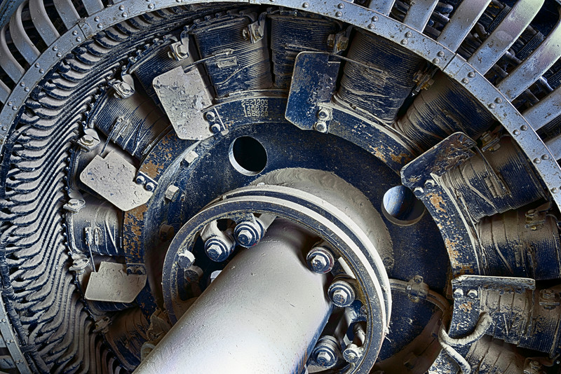 Generator, Laramie, WY 2014<br /> HDR image<br /> © Edward D Sherline