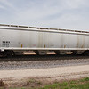 Cargill Incorporated 4-Bay Trinity 5551 cu. ft. Covered Hopper No. 11335