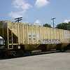 EXCEL Railcar Corporation 3-Bay PS 4750 cu. ft. Covered Hopper No. 6064