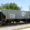 EXCEL Railcar Corporation 3-Bay PS 4750 cu. ft. Covered Hopper No. 6058