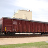 Midwest Railcar Corporation 7100 cu. ft. Gondola No. 102530