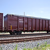Midwest Railcar Corporation 7100 cu. ft. Gondola No. 102558