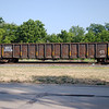 "Midwest Railcar Corporation 52'6"" 2494 cu. ft. Fishbelly Gondola No. 200620"