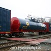 DOW Chemical Safety Train Tank Car No. 3561
