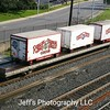 Ringling Brothers and Barnum & Bailey Circus Flat Car No. 80708