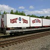 Ringling Brothers and Barnum & Bailey Circus Flat Car No. 85702