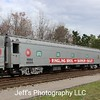 Ringling Brothers and Barnum & Bailey Circus Coach No. 40005