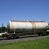 Dow Chemical Company 16,300 Gallon Tank Car No. 7260
