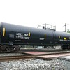 Shell Oil Company 23,000 Gallon Tank Car No. 2921