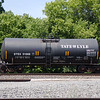 Tate & Lyle Ingredients Americas Incorporated Trinity 26,640 Gallon Corn Syrup Tank Car No. 51008