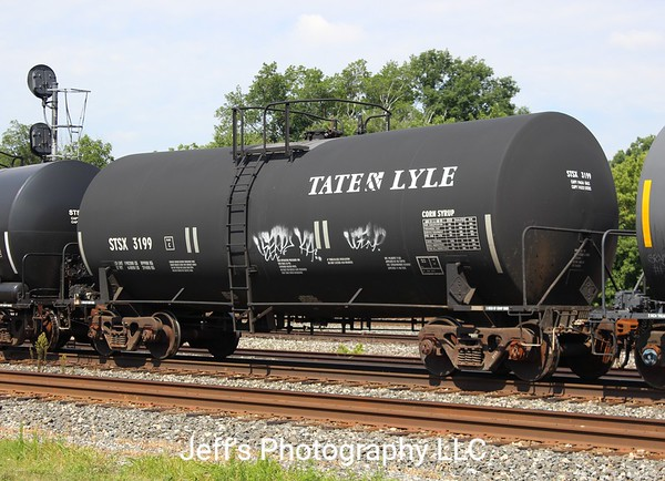 Tate & Lyle Ingredients Americas Incorporated 20,000 Gallon Corn Syrup Tank Car No. 3199