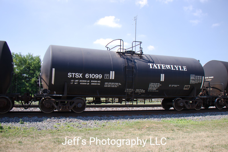 Tate & Lyle Ingredients Americas Incorporated Trinity 26,736 Gallon Tank Car No. 61099