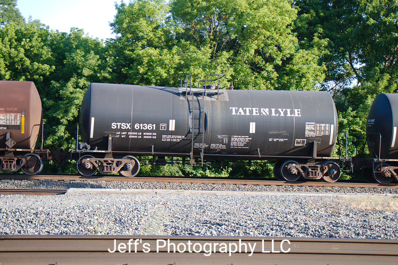 Tate & Lyle Ingredients Americas Incorporated Trinity 26,784 Gallon Tank Car No. 61361